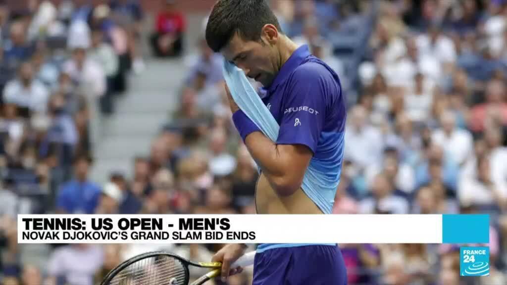 2021-09-13 09:45 Medvedev ends Djokovic's bid for year Grand Slam at US Open