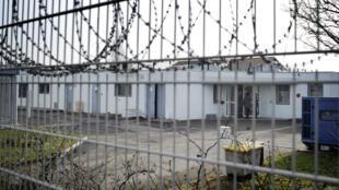 Le centre de rétention administrative de Lyon Saint-Exupéry.