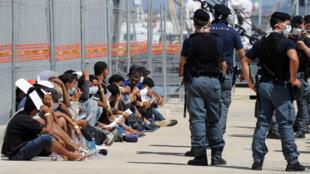 Plus de 3 000 migrants ont perdu la vie en Méditerrannée depuis le début de l'année.