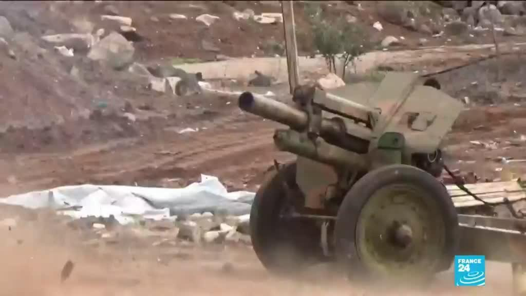 2020-01-17 11:05 Russian-backed offensive over Idlib presses ahead