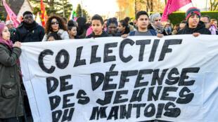 Le 6 décembre, 151 jeunes de 12 à 21 ans avaient été interpellés après des incidents en marge d'une manifestation dans le cadre d'une mobilisation nationale des lycéens.