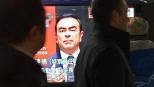 Carlos Ghosn est détenu au Japon depuis le 19 novembre 2018.