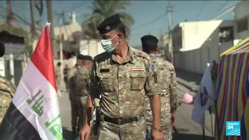 2021-10-10 12:01 Irak : de nouvelles mesures pour éviter les fraudes électorales
