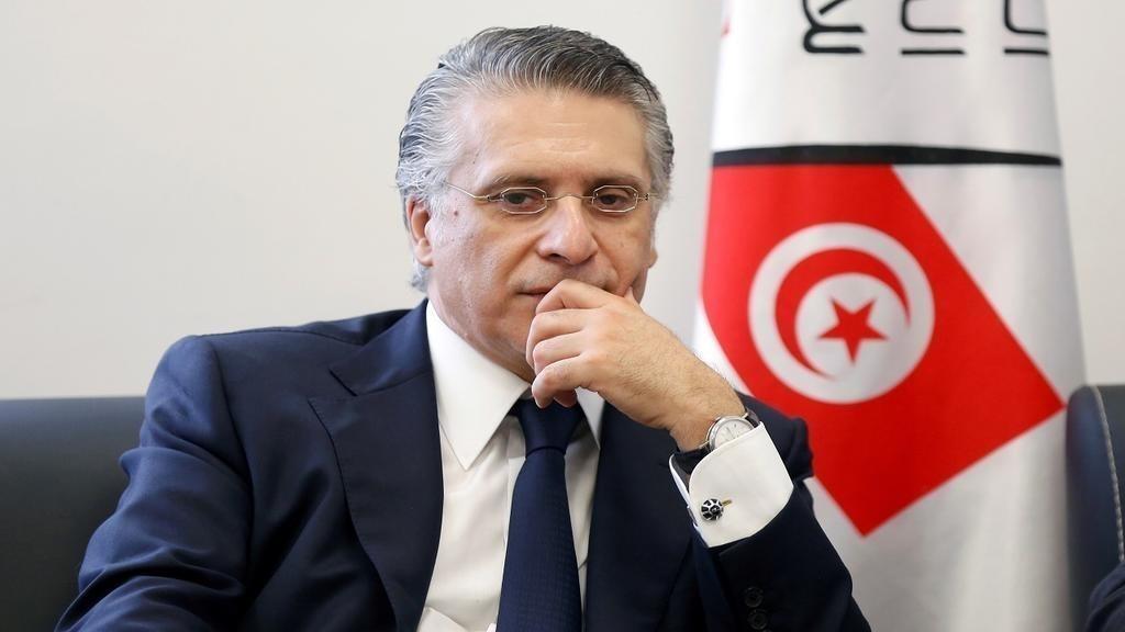 تونس: القضاء يرفض السماح بإجراء حوار تلفزيوني من السجن مع المرشح للانتخابات الرئاسية نبيل القروي
