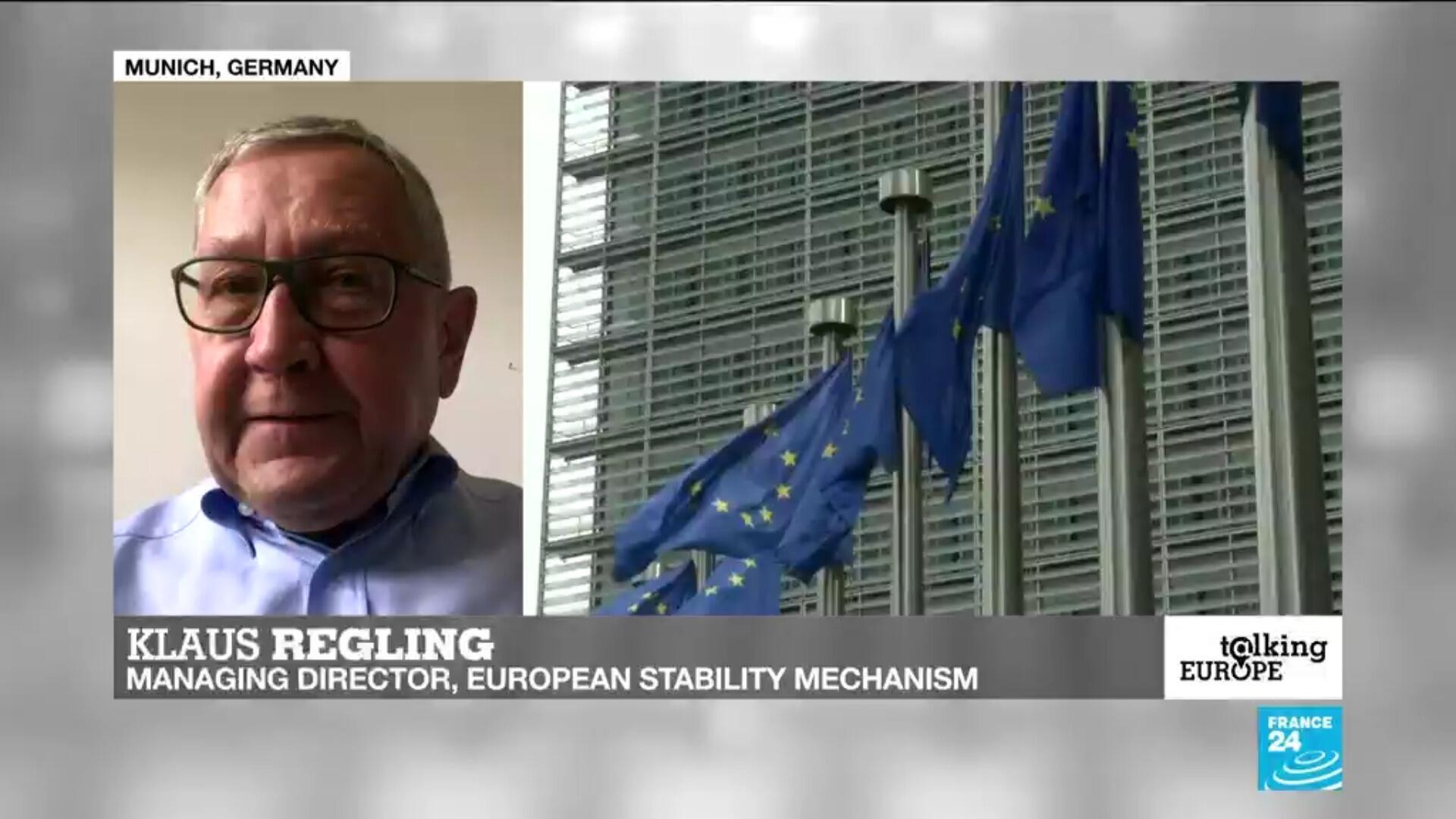 TALKING EUROPE 0525