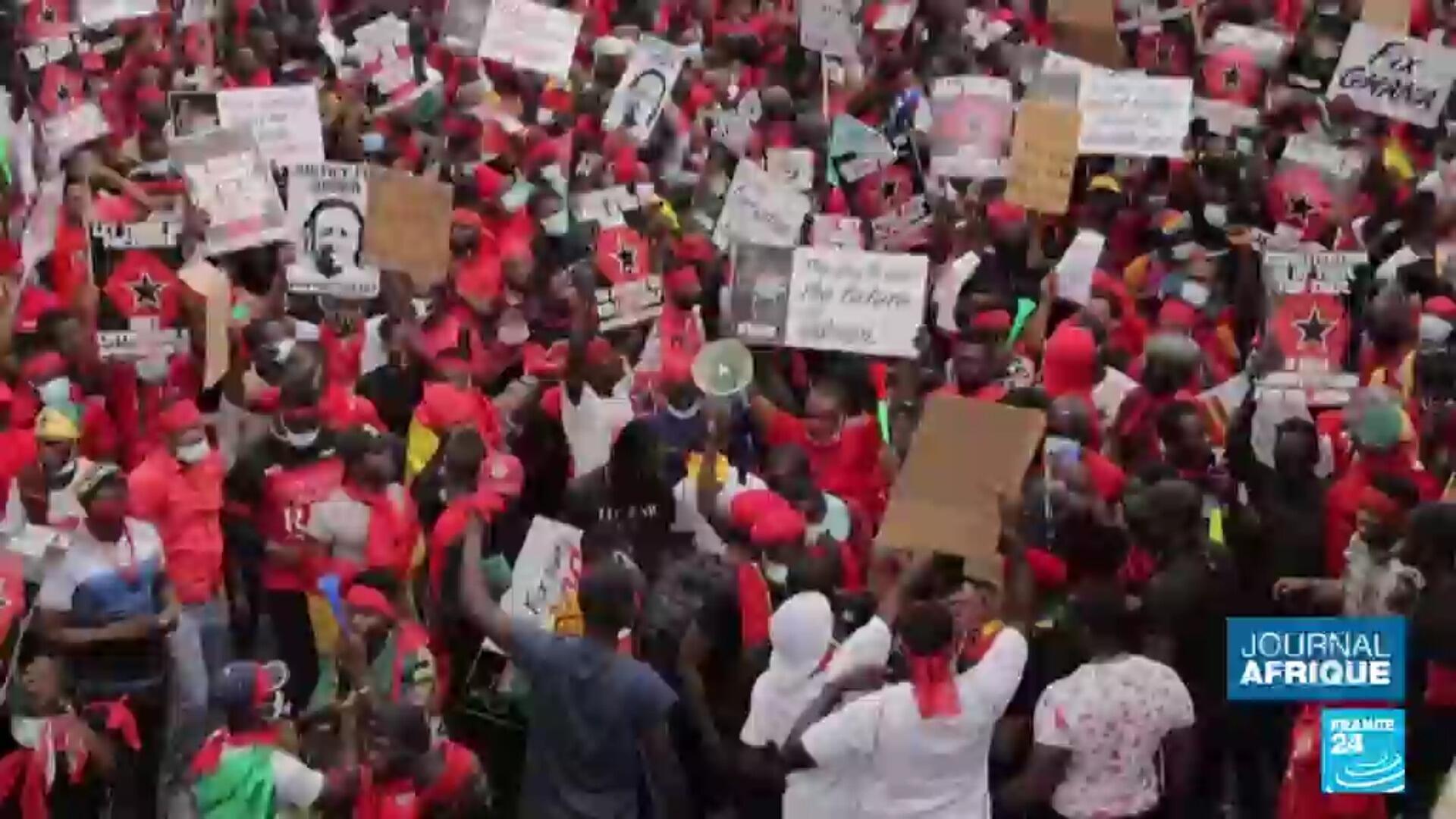 Ghana: le mouvement #Fixthecountry dans la rue contre la vie chère