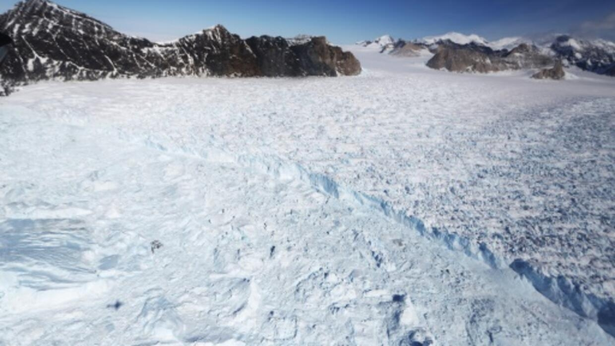Even moderate warming could melt Antarctic ice sheet: study