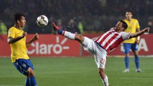 Le Paraguay surprend le Brésil et se qualifie pour le dernier carré de la Copa America.