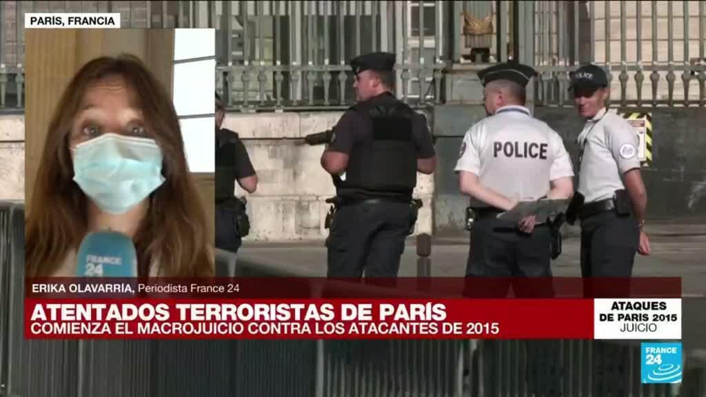2021-09-08 14:32 Informe desde París: inicia el juicio por los atentados del 13 de noviembre de 2015