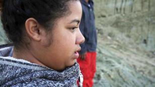 Tras un viaje de 5 000 kilómetros, Carlos, Ladi y su hijo de 5 años acampan en la frontera entre Tijuana y los Estados Unidos...