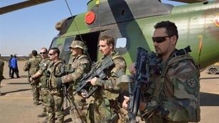 جنود فرنسيون في مالي