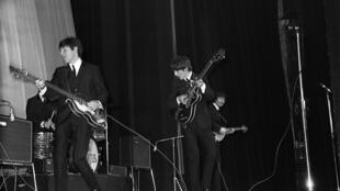 Kirchherr was behind the group's so-called mop-top hairstyles of the early 1960s