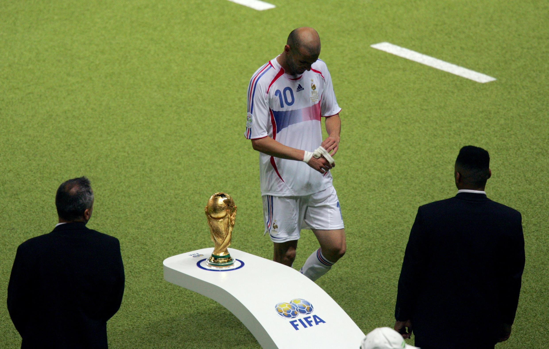 Football retour Zidane