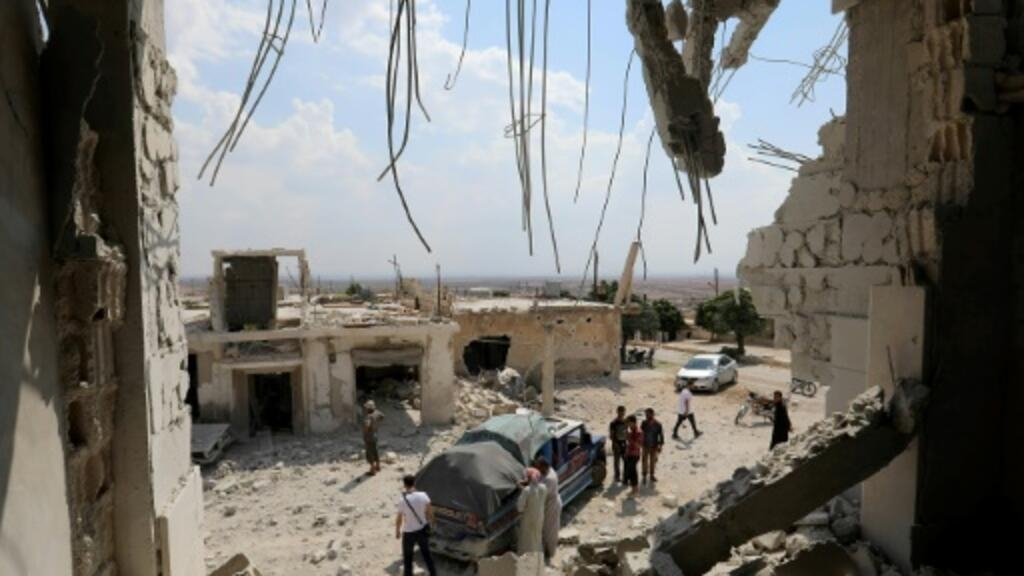 Iran vows to protect civilians in Syria's Idlib province