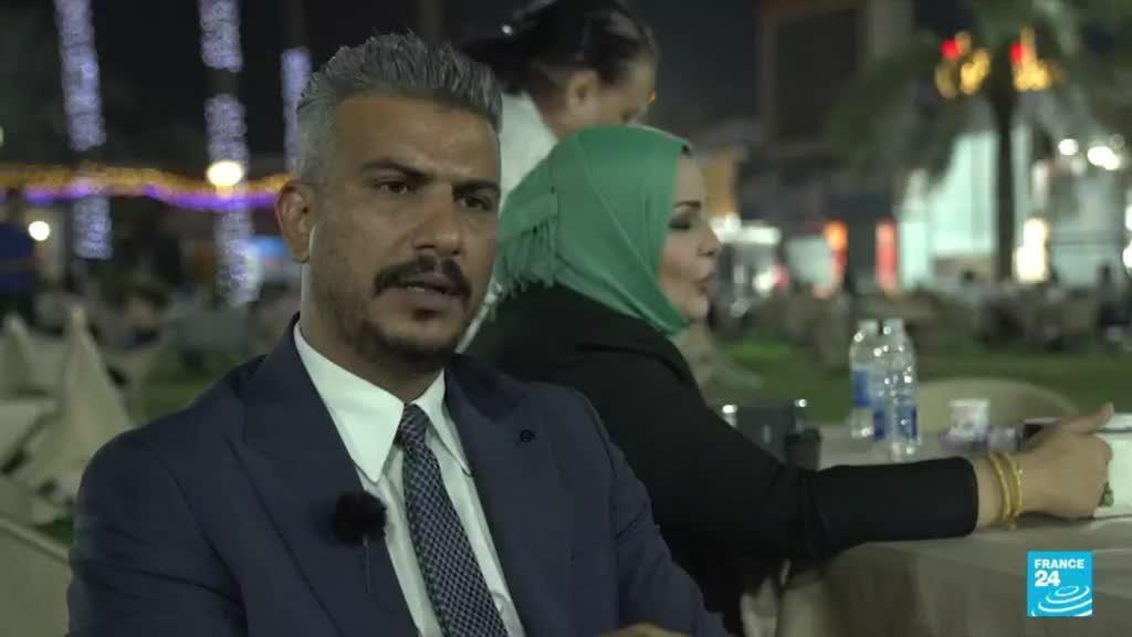 2021-10-08 09:39 Avant les élections, les Irakiens sans illusions sur les changements promis