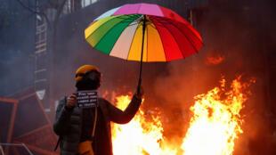 Francia-Protestas (1)