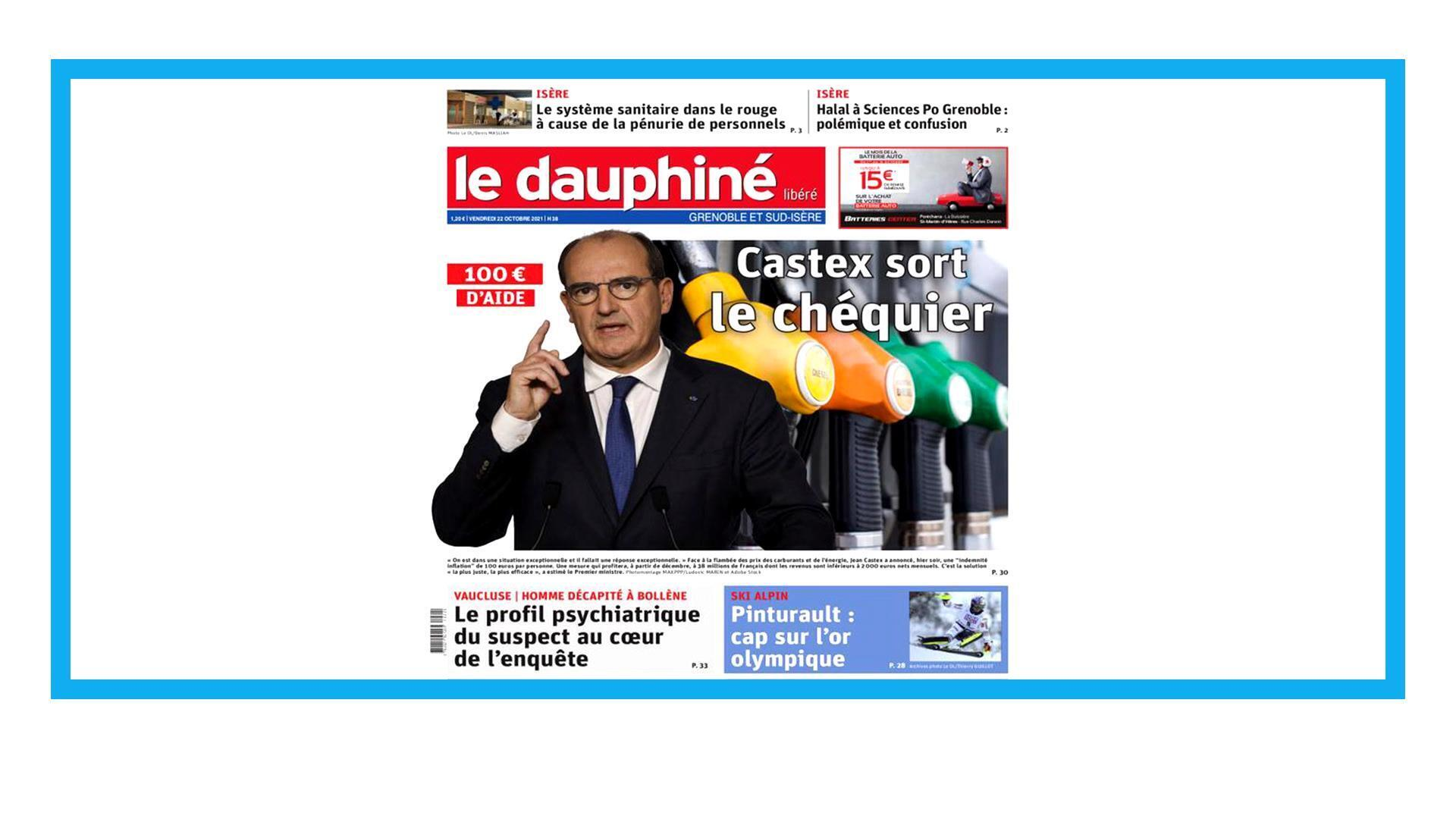 RVP DAUPHINE  CASTEXC