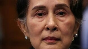 DEFENSA AUNG SAN SUU KYI