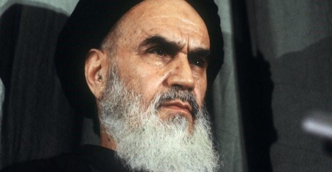 الإمام الخميني.