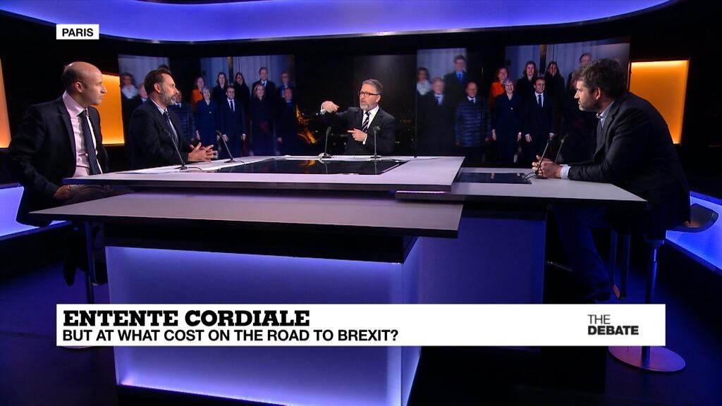 The Debate - 'Entente cordiale', but at what cost on the road to Brexit?
