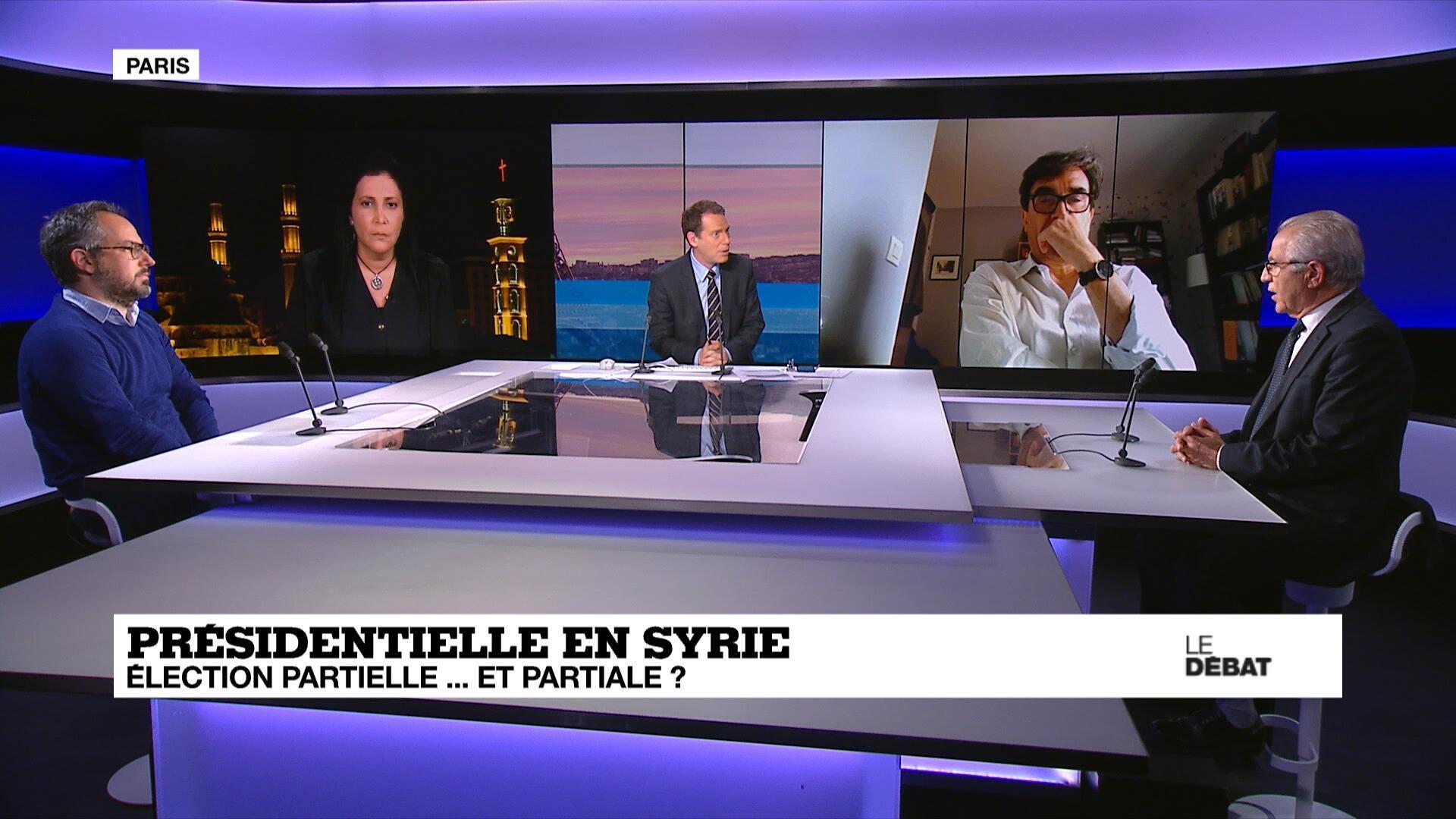 Le Débat de France 24 - mercredi 26 mai 2021