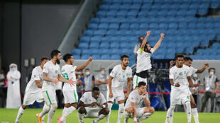 Al Ahli of Saudi Arabia defeated Shabab Al Ahli Dubai 4-3 on penalties to progress to the quarter-finals of the AFC Champions League on Saturday