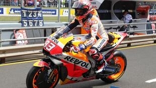 Marc Marques has won six MotoGP titles for Honda who have extended their contract with the sport until 2026