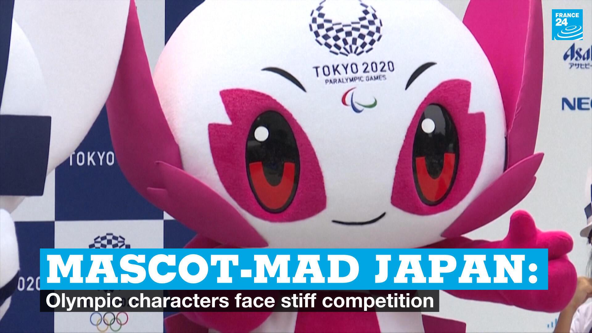 Mascot-mad Japan, TOKYO 2021