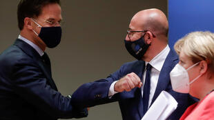 brussels charles michel mark rutte