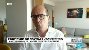2020-04-09 08:10 Pandémie de Covid-19 en Europe : La mutualisation de la dette divise les Européens