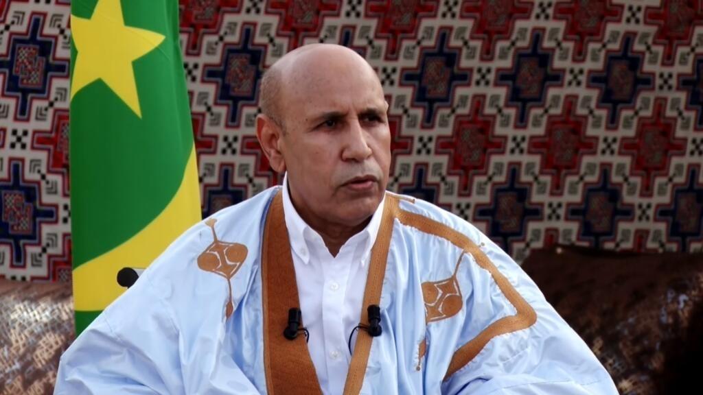 """Mauritanie : le président Mohamed Ould Ghazouani affirme """"ne pas avoir trahi"""" son prédécesseur"""