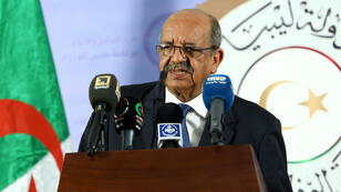 Le ministre algérien des Affaires étrangères Abdelkader Messahel