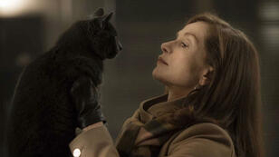 "Isabelle Huppert dans ""Elle"" de Paul Verhoeven."