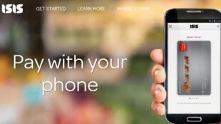 L'application de paiement par mobile Isis a décidé de s'appeler Softcard