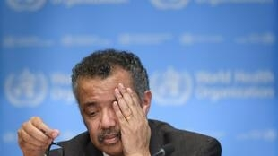 WHO chief Tedros Adhanom Ghebreyesus says the upcoming World Health Assembly will be 'one of the most important' since the agency was founded