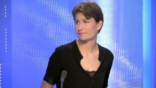 Dorothée Moisan sur FRANCE 24