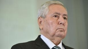 Abdelkader Bensalah was appointed interim president on Tuesday
