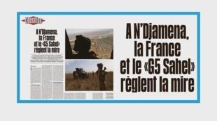 """La France et le """"G5 Sahel"""" règlent la mire"""