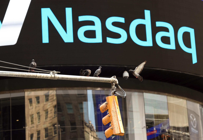 Les trois plus importantes capitalisations boursières sont cotées au Nasdaq, l'indice américain des valeurs technologiques.