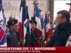 Commémorations du 11-Novembre : les moments forts de la cérémonie