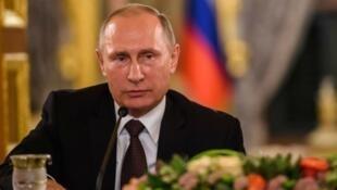 """Vladimir Poutine est """"prêt"""" à rencontrer le nouveau président des États-Unis."""