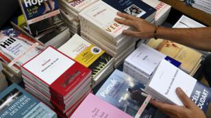 Des livres de la rentrée littéraire en 2017.