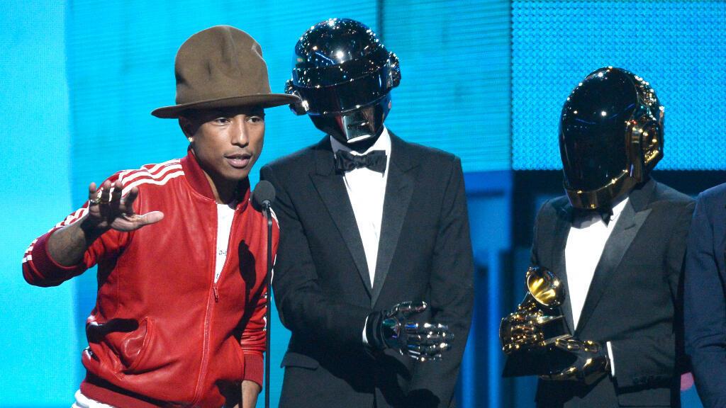 'Get Lucky', coescrita por el dúo Pharrell Williams y Nile Rodgers, quedará probablemente como uno de los temas imprescindibles de principios del siglo XXI.