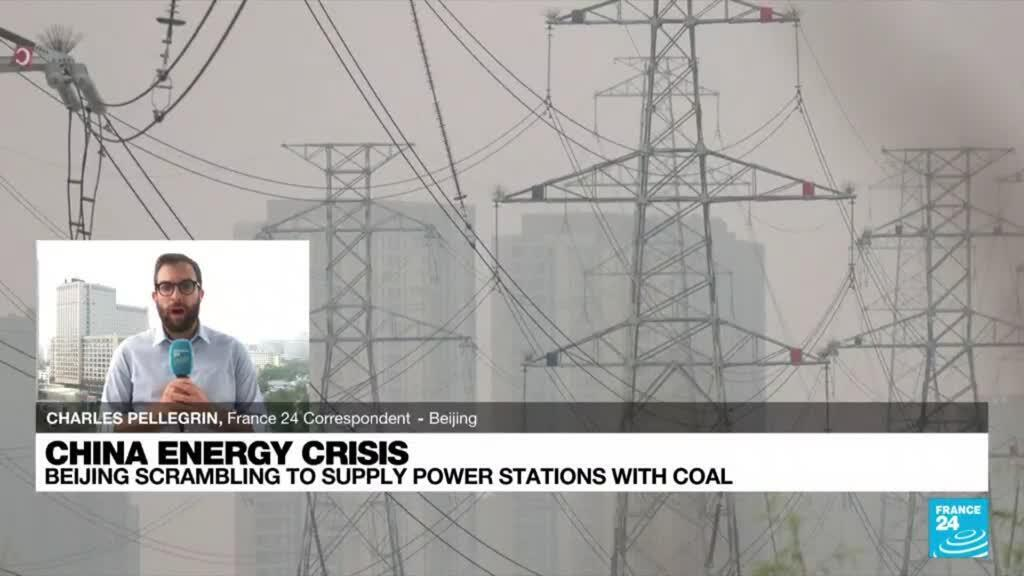 2021-09-30 08:04 Power cuts roil China, threatening growth and supply chains