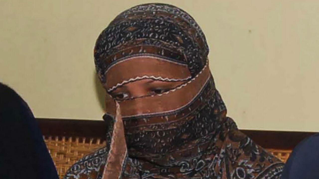 Asia Bibi avait été condamnée en2010 par une cour pakistanaise pour blasphème.