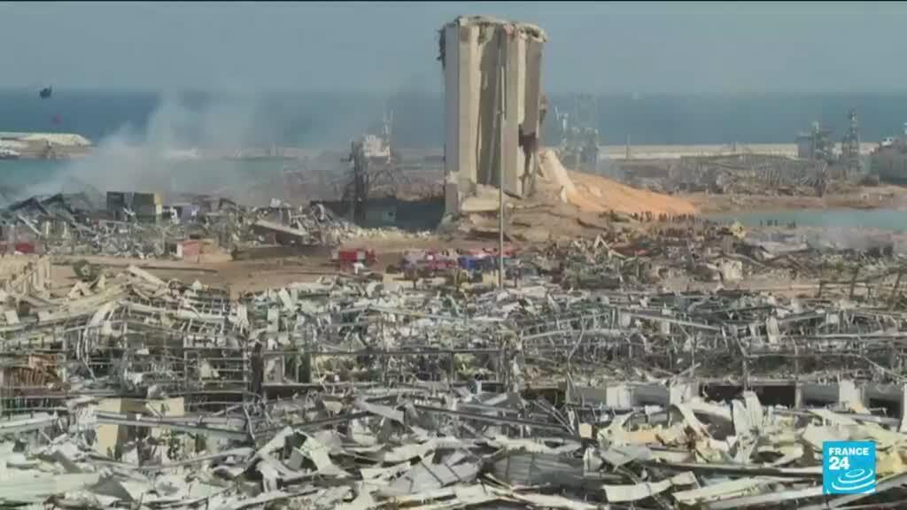 2021-10-04 14:12 Explosion à Beyrouth: rejet des demandes d'exclusion du juge d'enquête