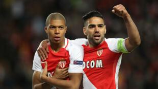 Vainqueur du Borussia Dortmund, l'AS Monaco rejoint le dernier carré de la Ligue des champions.