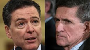Donald Trump a-t-il demandé à James Comey, ex-patron du FBI, d'arrêter l'enquête sur les liens entre Michael Flynn et la Russie ?