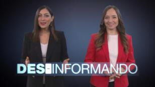 Natalia Ruiz y Erika Olvarría presentan Des-informando 2019.