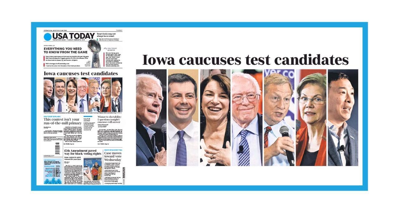 Les candidats aux primaires démocrates